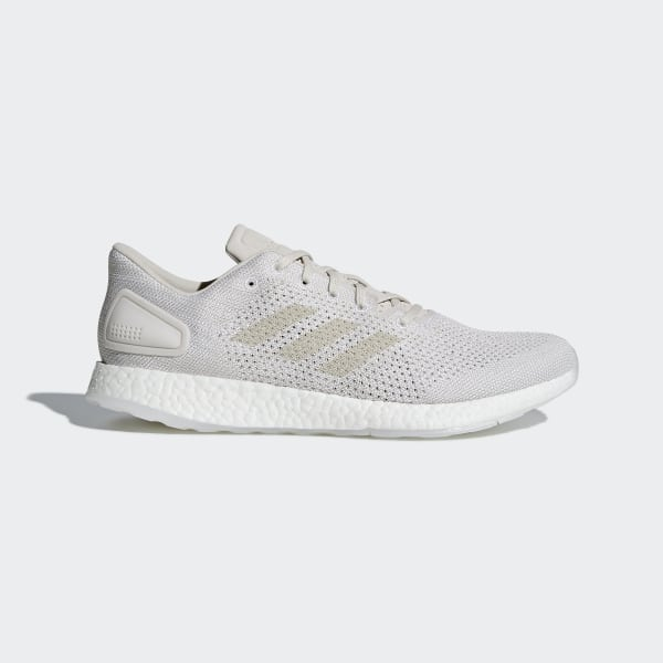 5611889e6 Pureboost DPR Shoes Grey One   Chalk Pearl   Cloud White BB6295