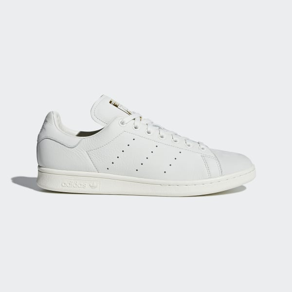 c46e34e5d58 Stan Smith Premium Shoes Running White   Running White   Gold Metallic  B37900