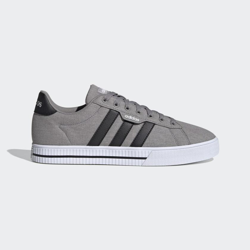 adidas Daily 3.0 Shoes - Grey   adidas US