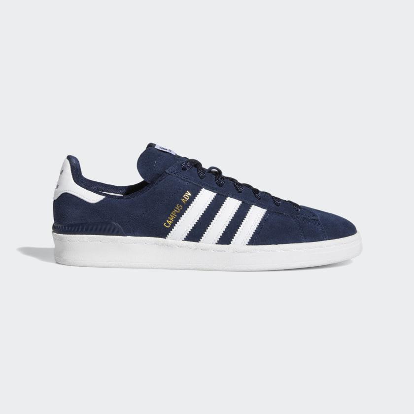 adidas Campus ADV Shoes - Blue | adidas US