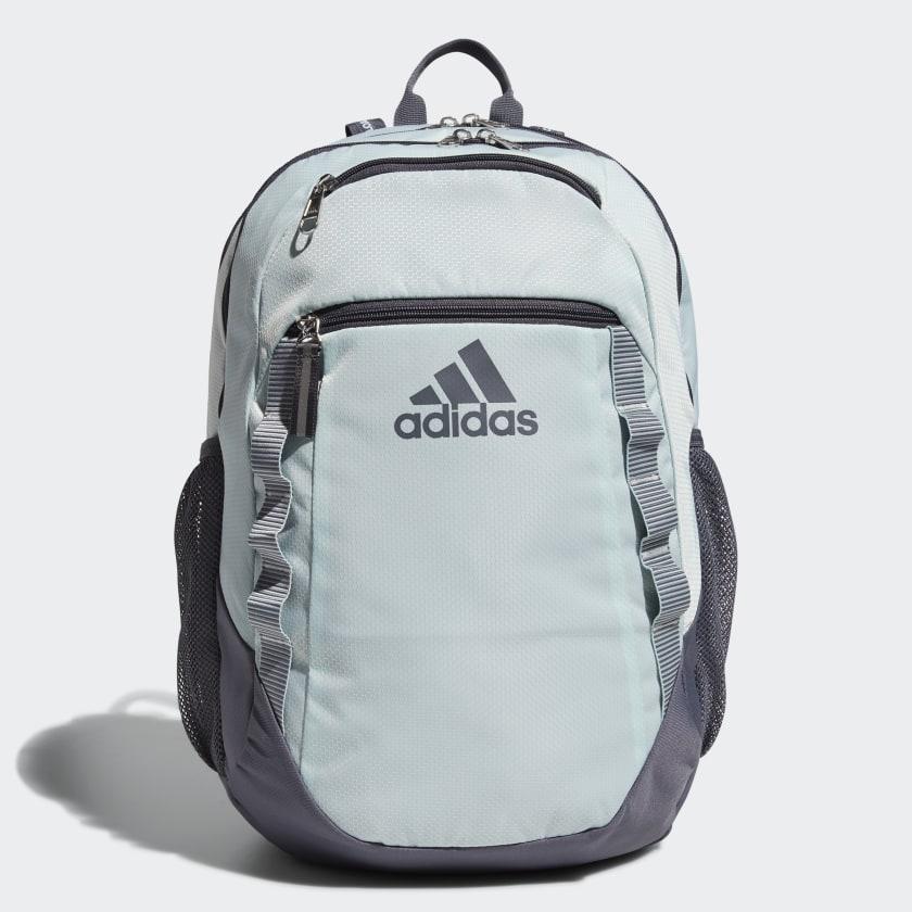 adidas Excel Backpack - Grey | adidas US