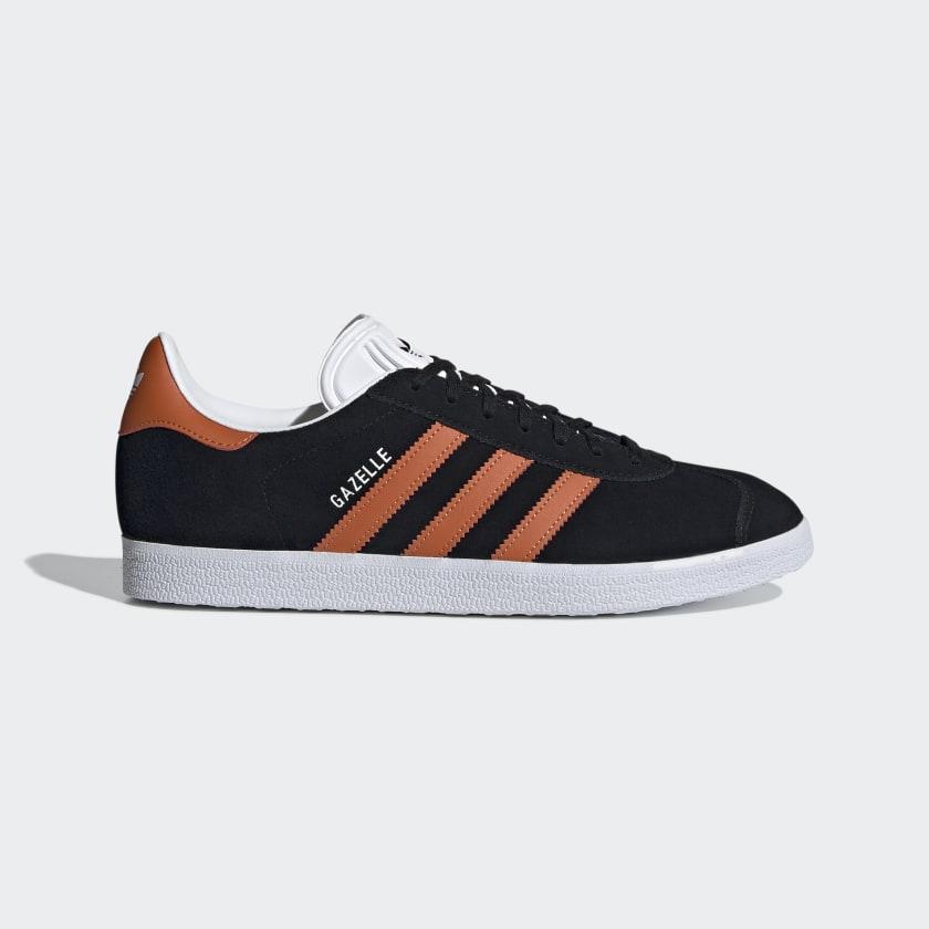 adidas Gazelle Shoes - Black   adidas UK