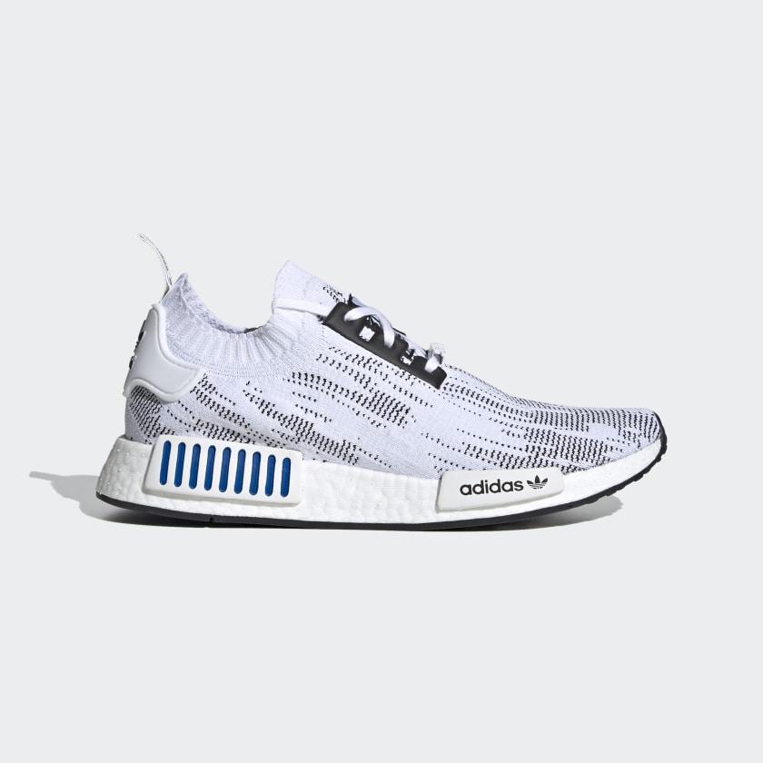 adidas NMD_R1 Star Wars Shoes - White   adidas US
