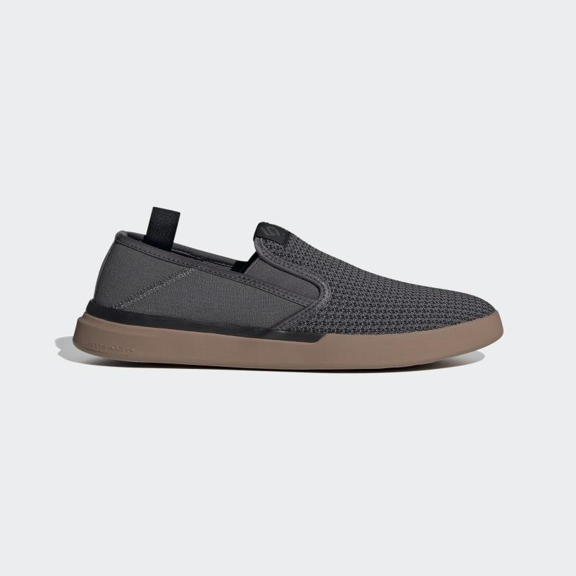 adidas Five Ten Sleuth Slip-On Mountain Bike Shoes - Grey | adidas US