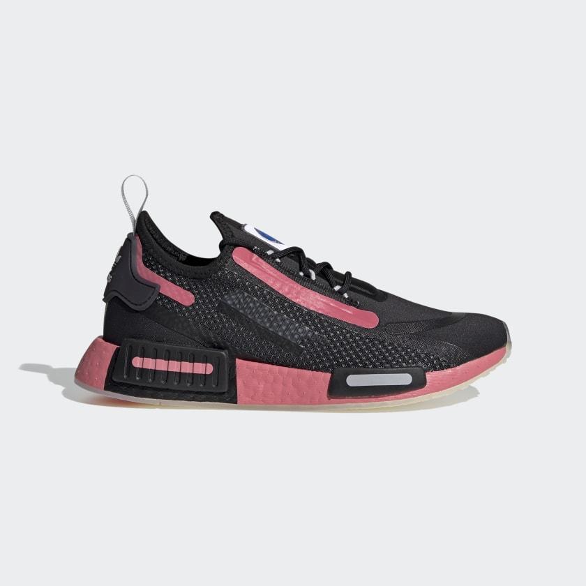 [Image: NMD_R1_Spectoo_Shoes_Black_FZ3207_01_standard.jpg]