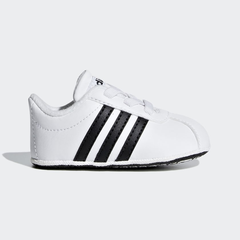 adidas VL Court 2.0 Shoes - White   adidas US