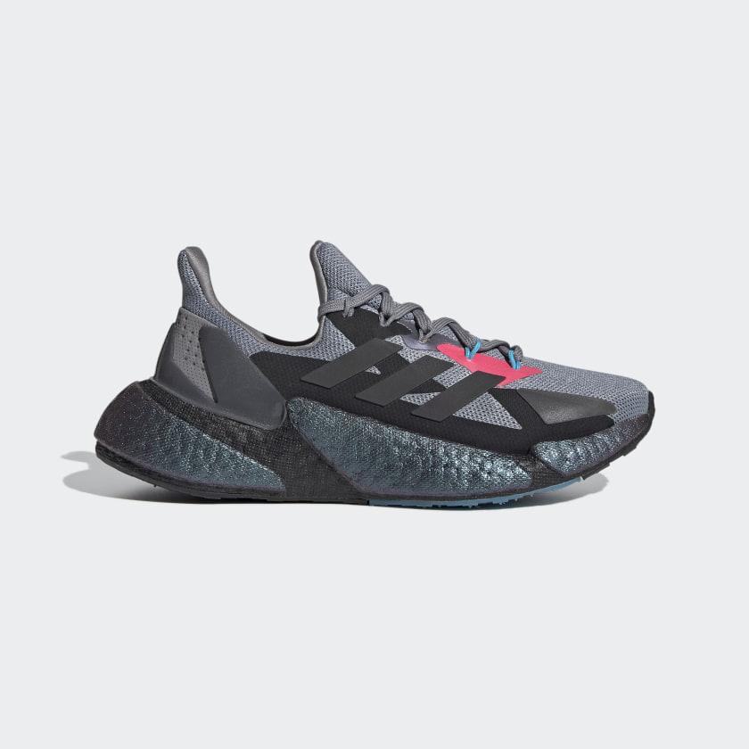 adidas X9000L4 Running Shoes - Grey | adidas US