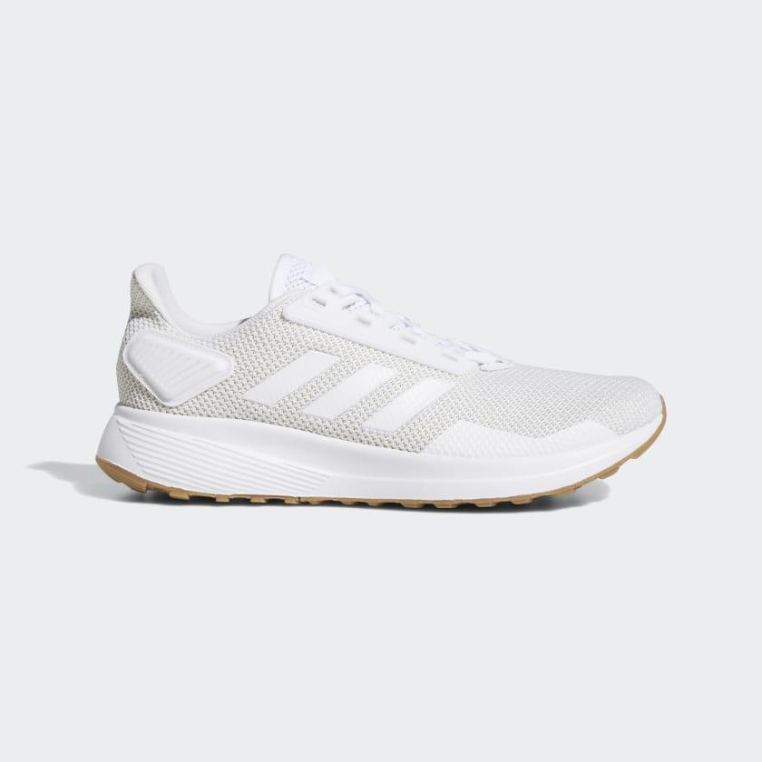 adidas Duramo 9 Shoes - White   adidas US