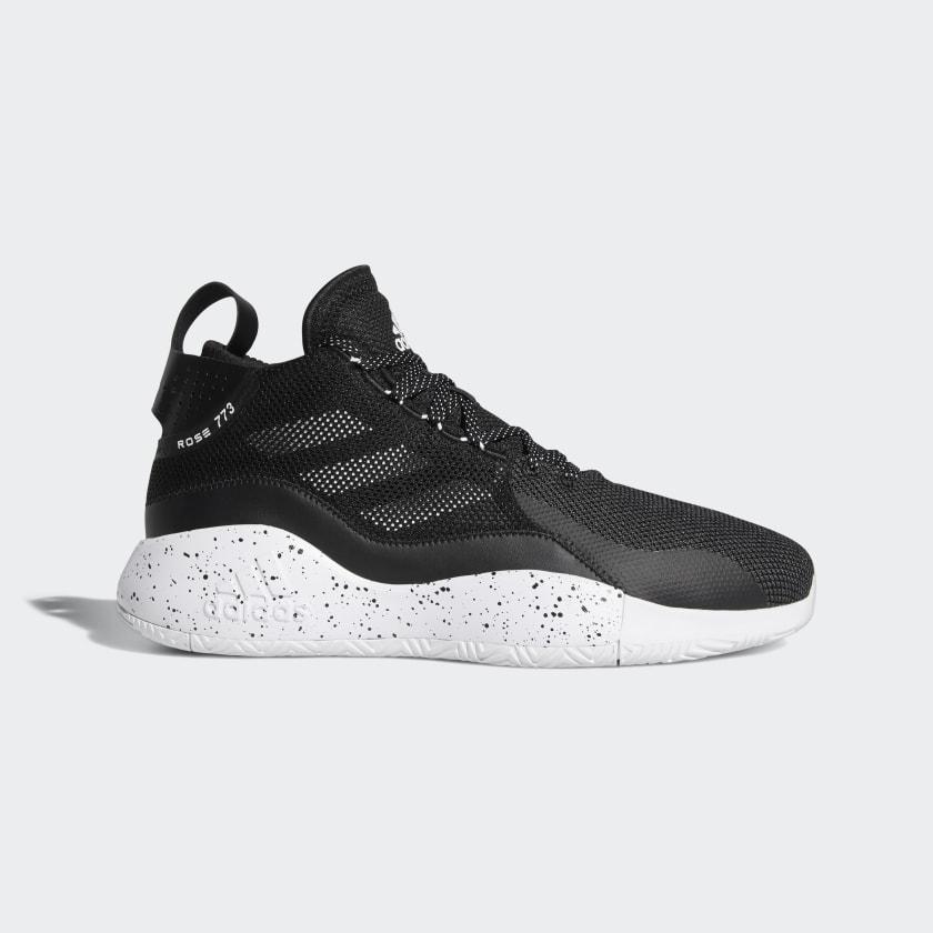 adidas D Rose 773 2020 Shoes - Black | adidas US