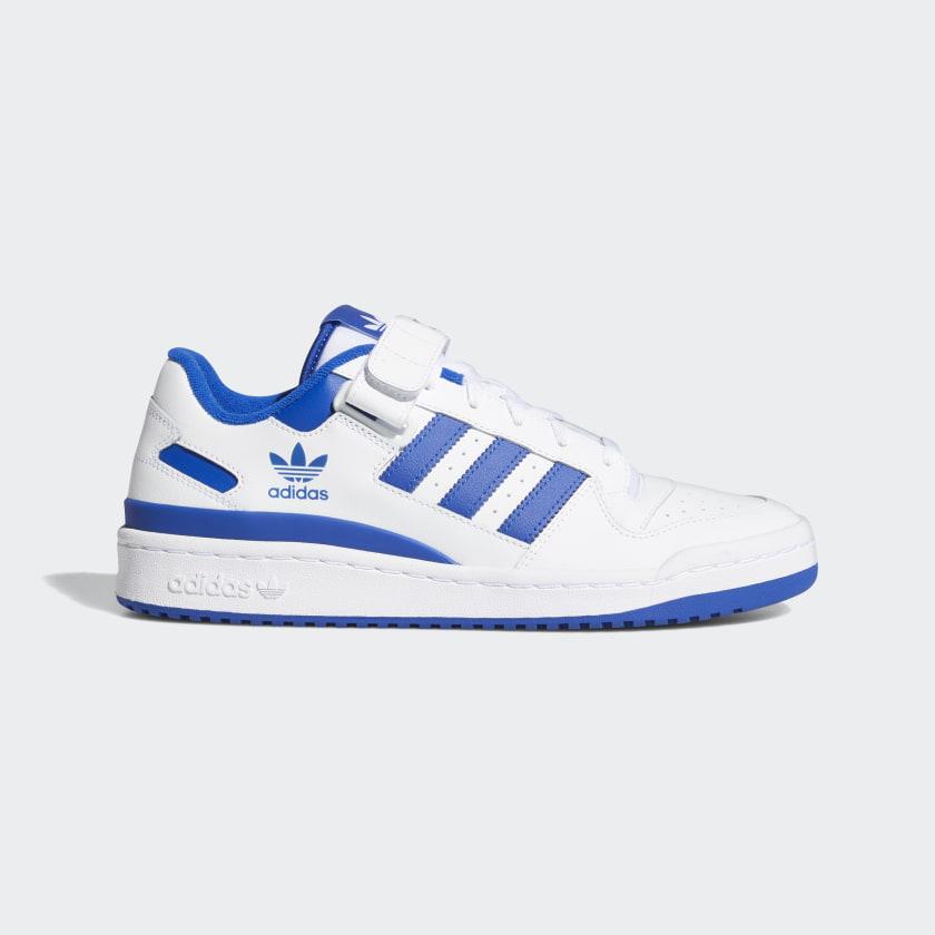 Chaussure Forum Low - Blanc adidas | adidas France