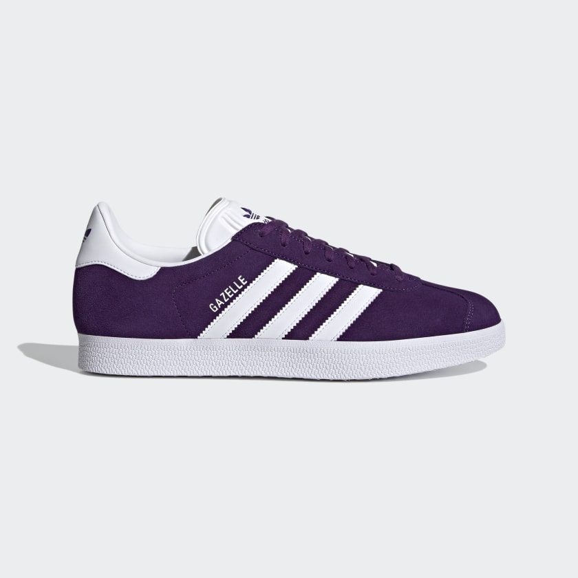 adidas Gazelle Shoes - Purple | adidas US