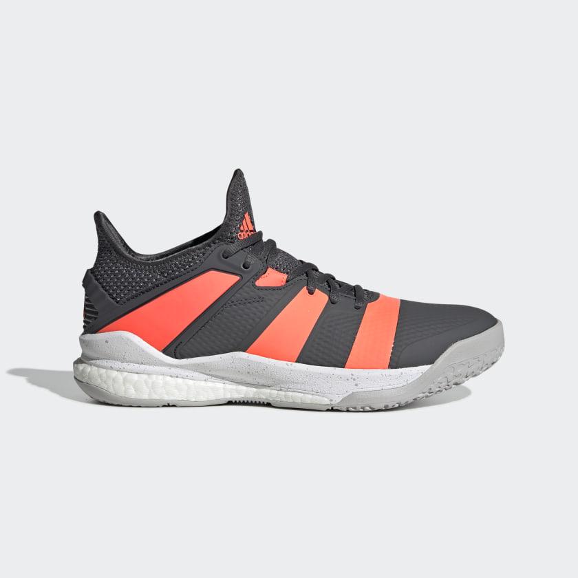 adidas Stabil X Shoes - Grey   adidas US