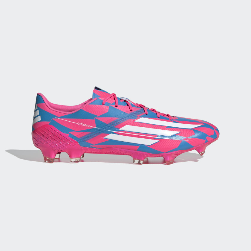 adidas F50 Ghosted Adizero HybridTouch Firm Ground Cleats - Blue | adidas US