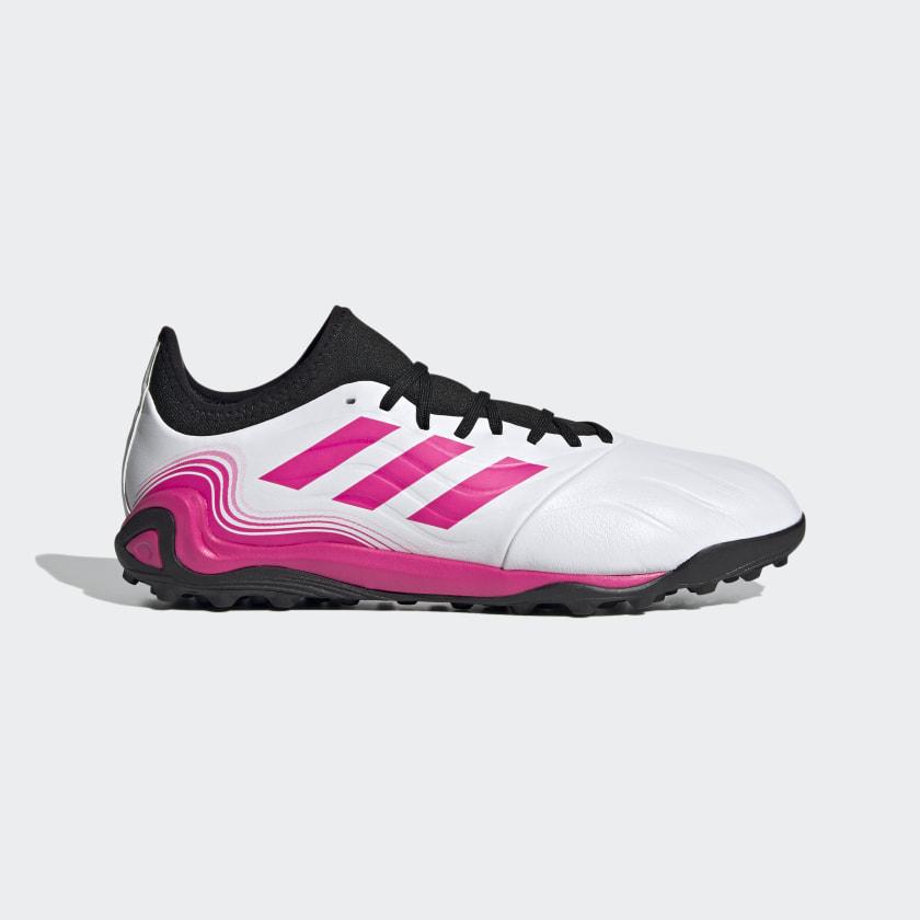 adidas Copa Sense.3 Turf Shoes - White | adidas US