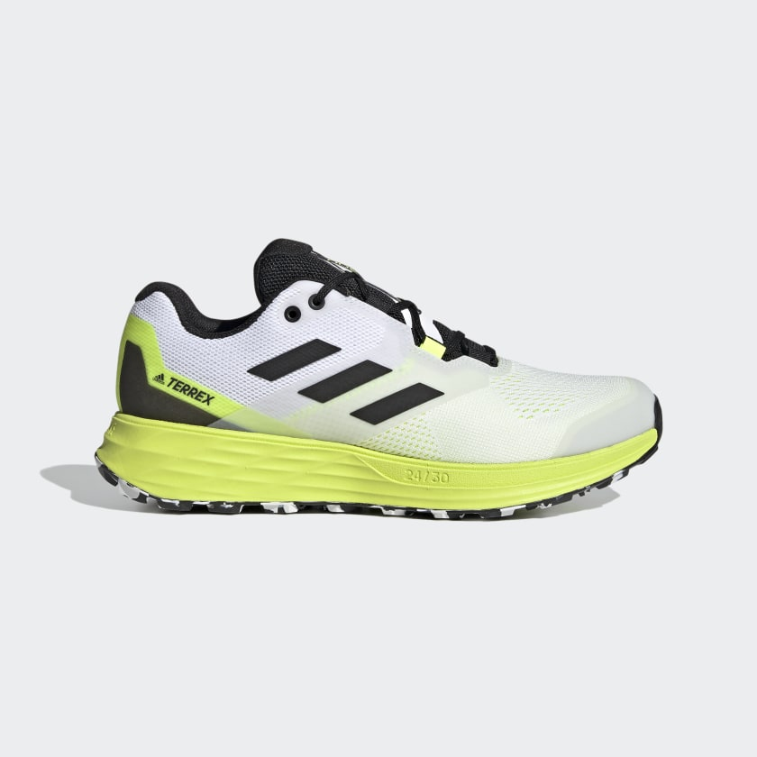 adidas Terrex Two Flow Trail Running Shoes - White | adidas US