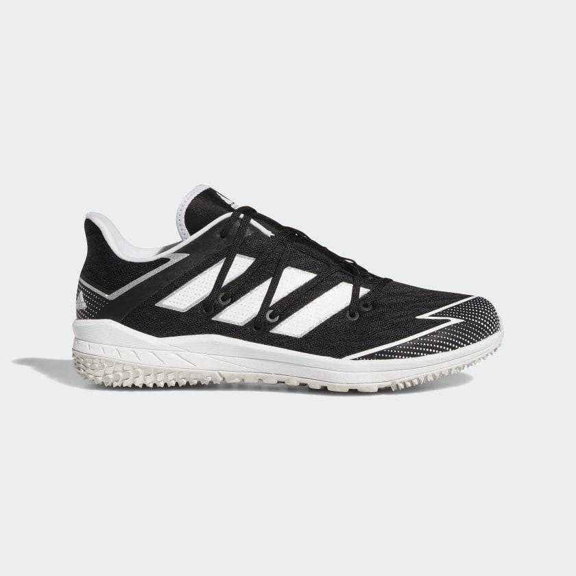 adidas Adizero Afterburner Turf Shoes - Black | adidas US