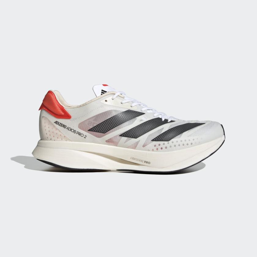 adidas Adizero Adios Pro 2.0 Shoes - White   adidas US