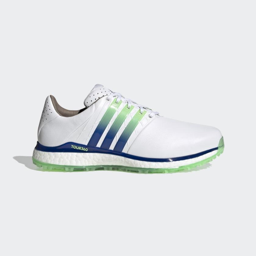 adidas TOUR360 XT-SL 2.0 Spikeless Golf Shoes - White | adidas US