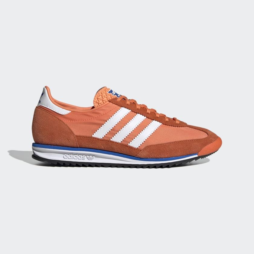 adidas SL 72 Shoes - Orange   adidas US
