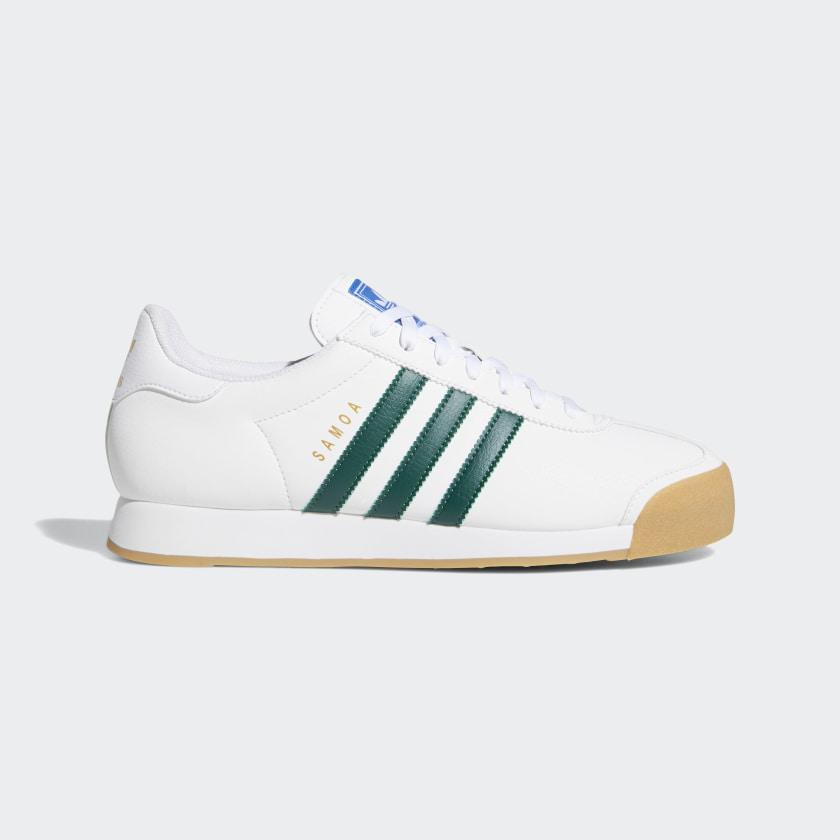 adidas Samoa Shoes - White   adidas US