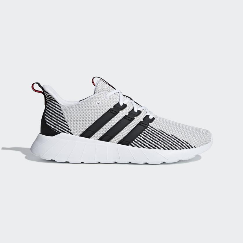adidas Questar Flow Shoes - White   adidas US