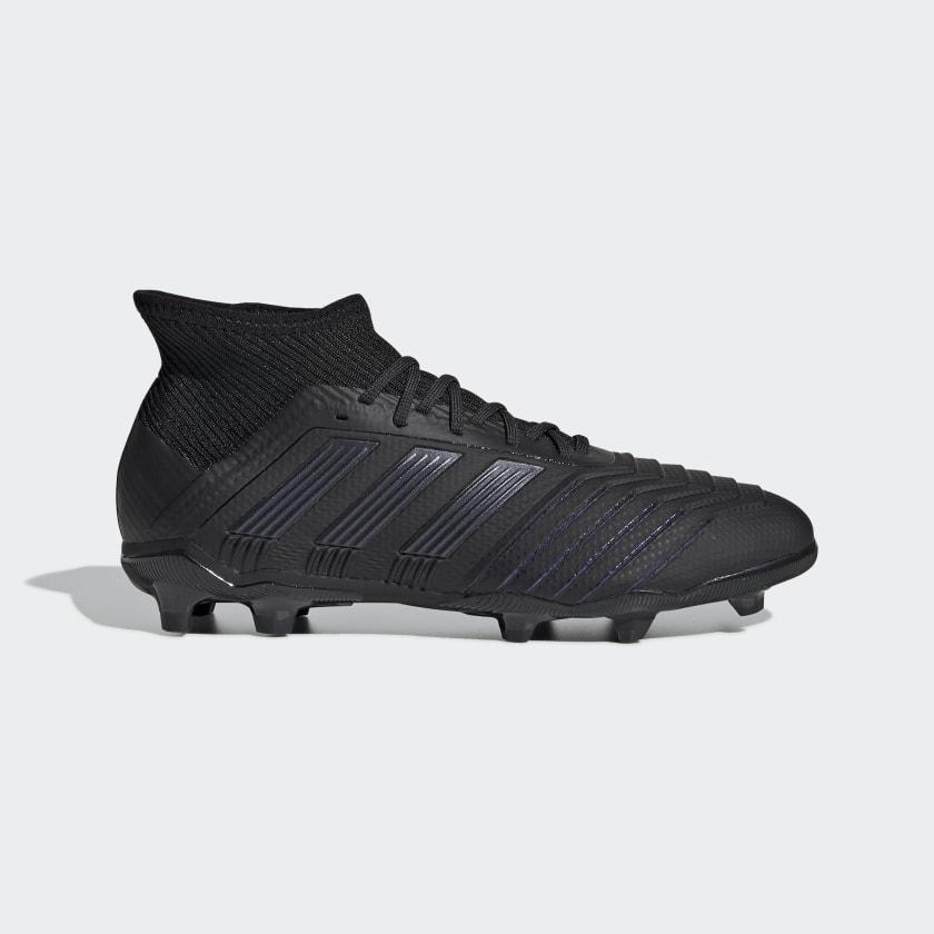 Chaussure Predator 19.1 Terrain souple - Noir adidas | adidas France