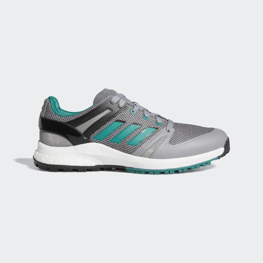adidas EQT Primegreen Spikeless Wide Golf Shoes - Grey | adidas US