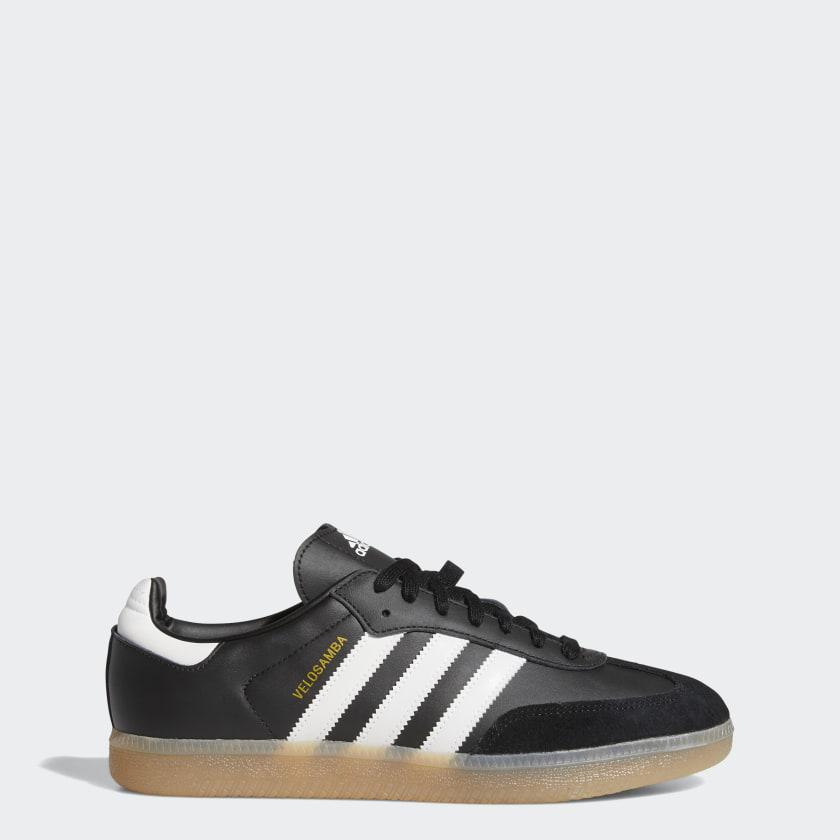 adidas The Velosamba Cycling Shoes - Black | adidas US