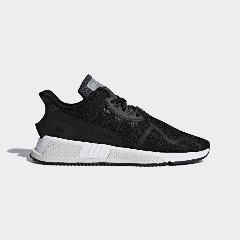 adidas EQT Cushion ADV Shoes - Black   adidas US