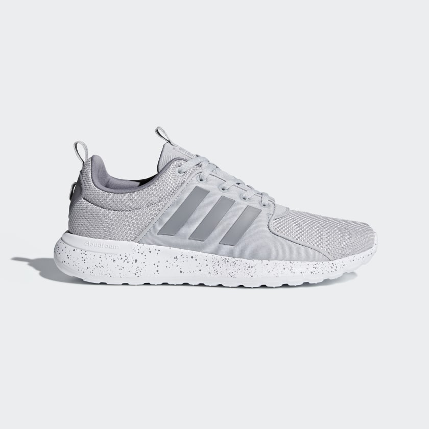 adidas Cloudfoam Lite Racer Shoes - Grey | adidas US