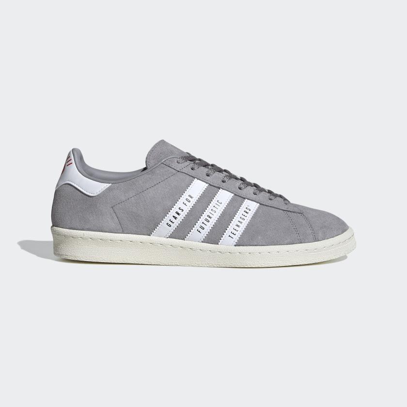 adidas Campus Human Made Shoes - Grey | adidas US