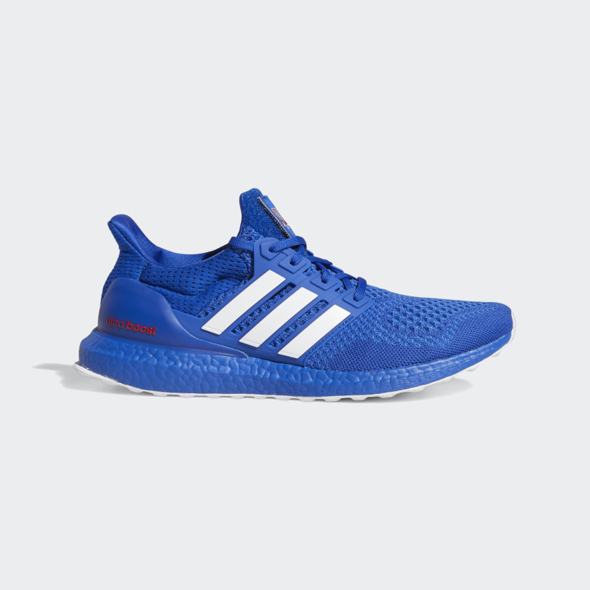 adidas Kansas Jayhawks Ultraboost 1.0 DNA Shoes - Blue | adidas US