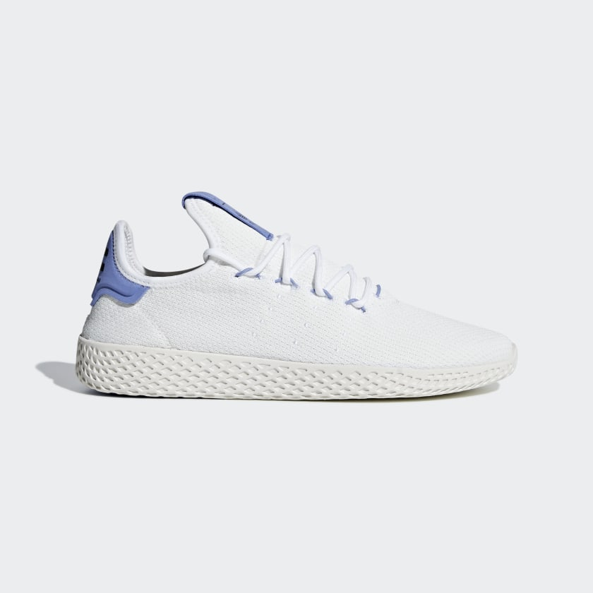 Chaussure Pharrell Williams Tennis Hu - Blanc adidas | adidas France