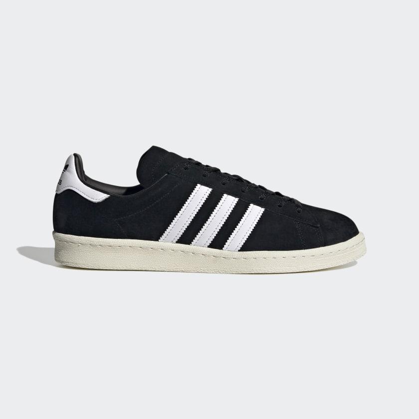 Chaussure Campus 80s - Noir adidas | adidas France