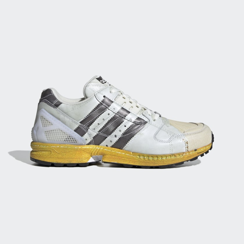 adidas ZX 8000 Superstar Shoes - White   adidas US
