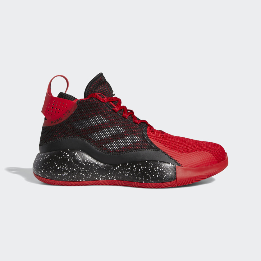 adidas D Rose 773 2020 Shoes - Red | adidas US