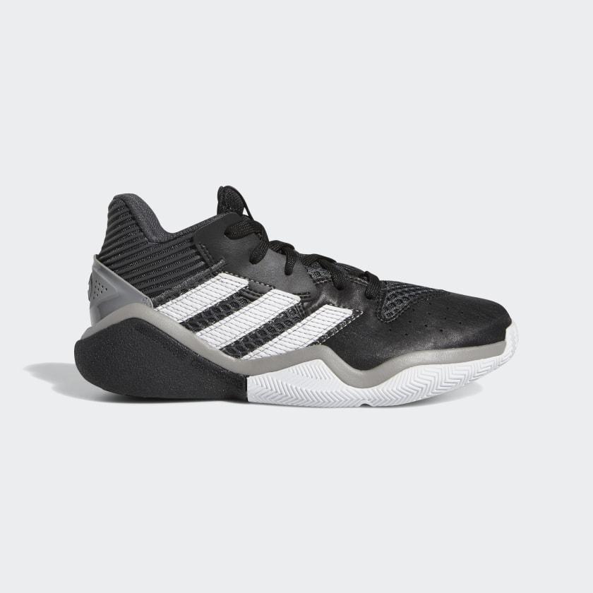 adidas Harden Stepback Shoes - Black | adidas US