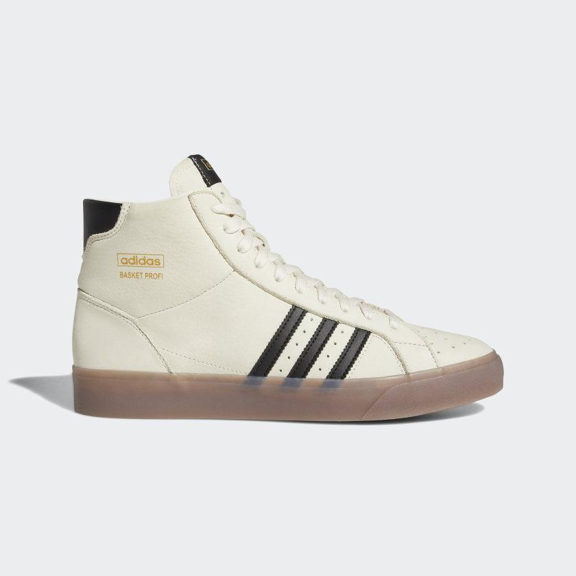 adidas Basket Profi Shoes - White | adidas US