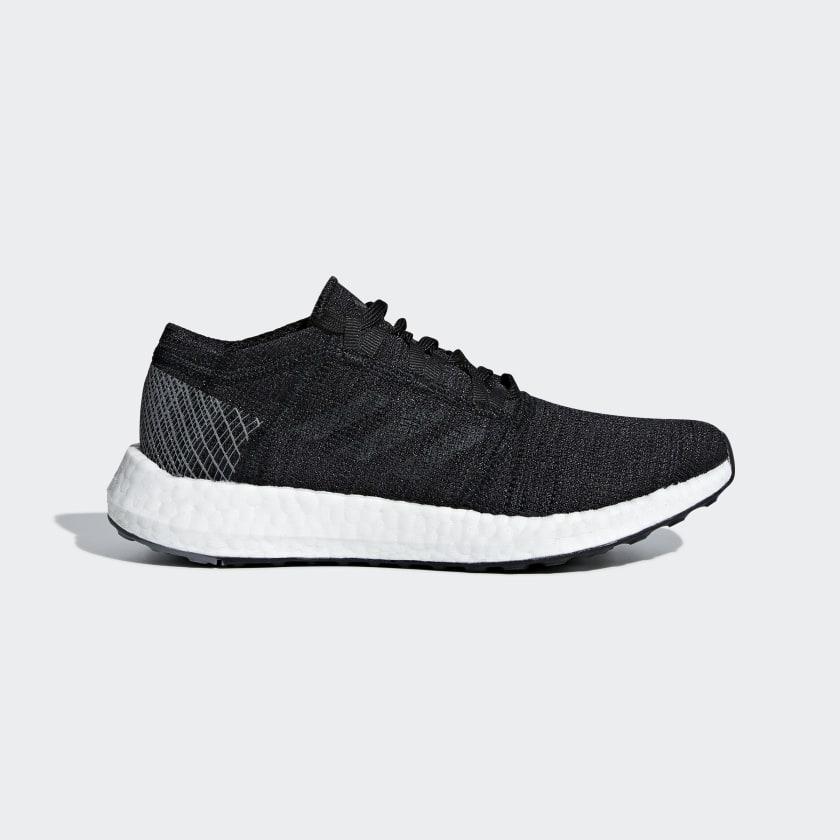 adidas Pureboost Go Shoes - Black | adidas US