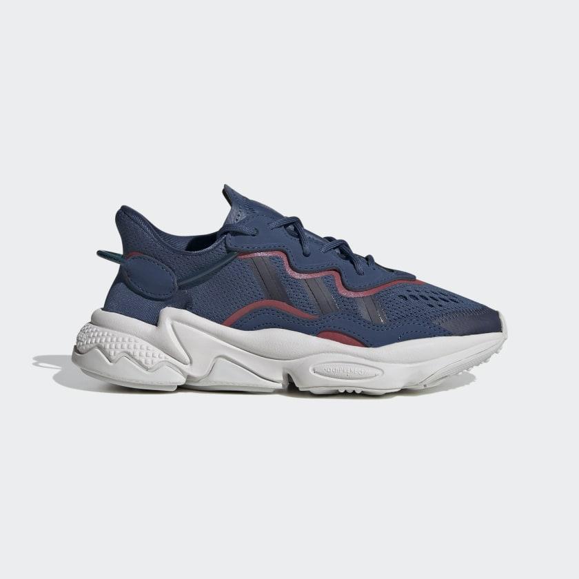 adidas OZWEEGO Shoes - Blue   EF6307   adidas US