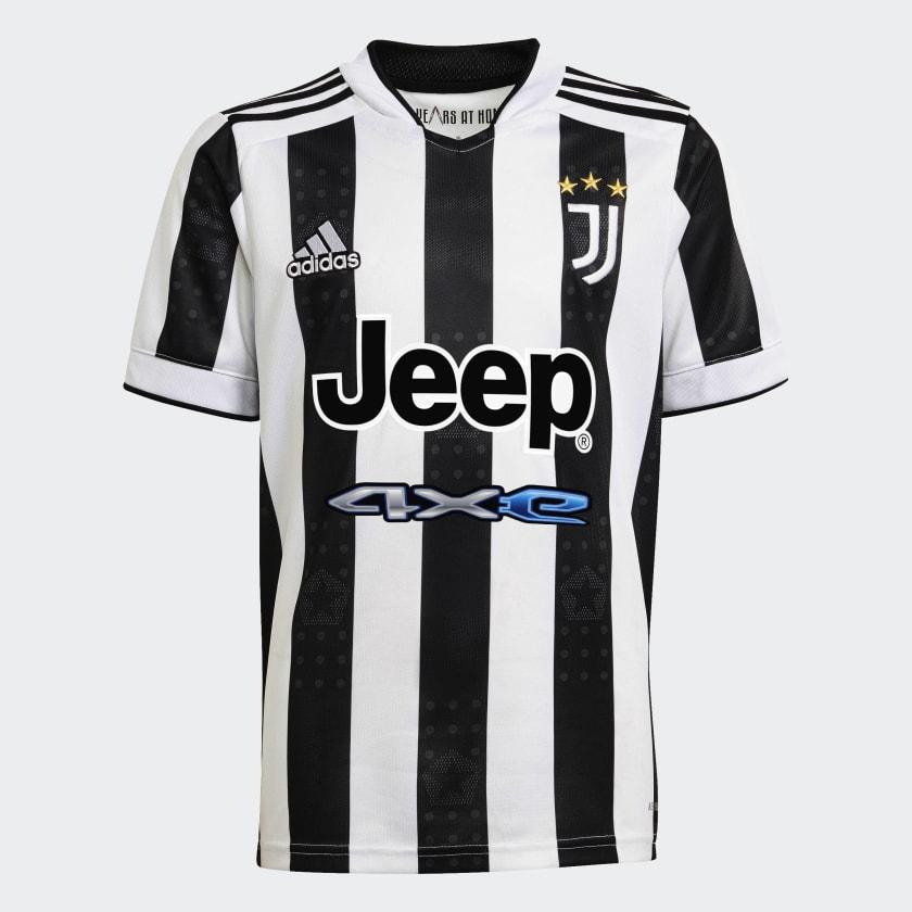 adidas Juventus 21/22 Home Jersey - White | adidas US