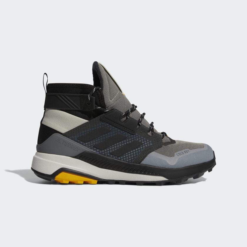 adidas Terrex Trailmaker Mid COLD.RDY Hiking Shoes - Grey   adidas US