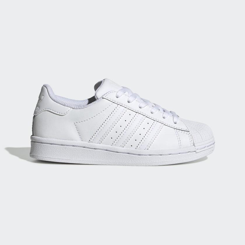 Chaussure Superstar - Blanc adidas   adidas France