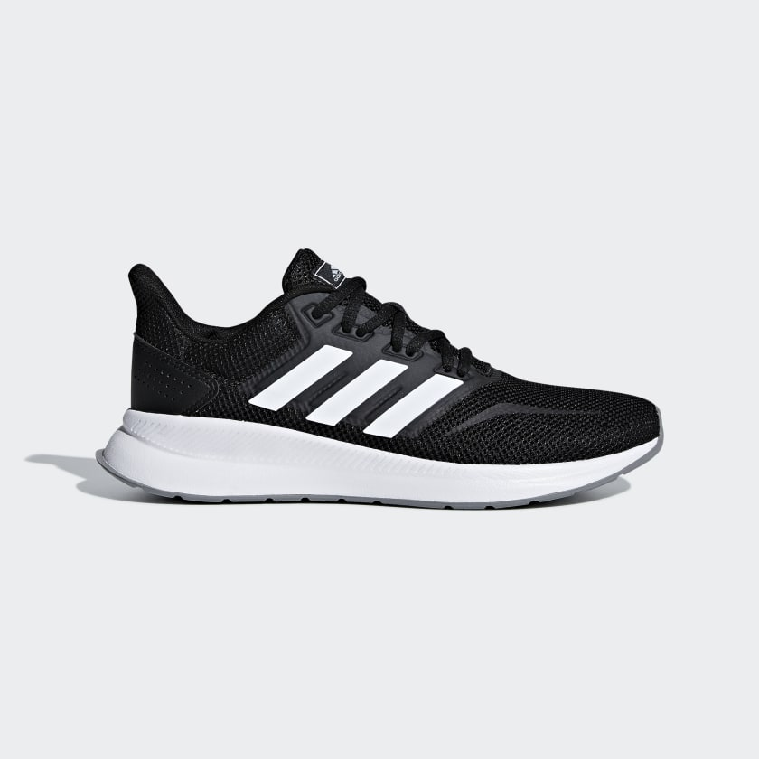 adidas Runfalcon Shoes - Black | adidas US