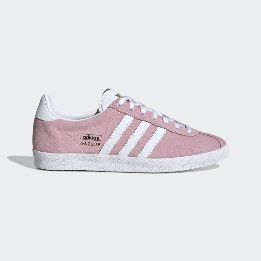 adidas Gazelle OG Shoes - Pink | adidas US