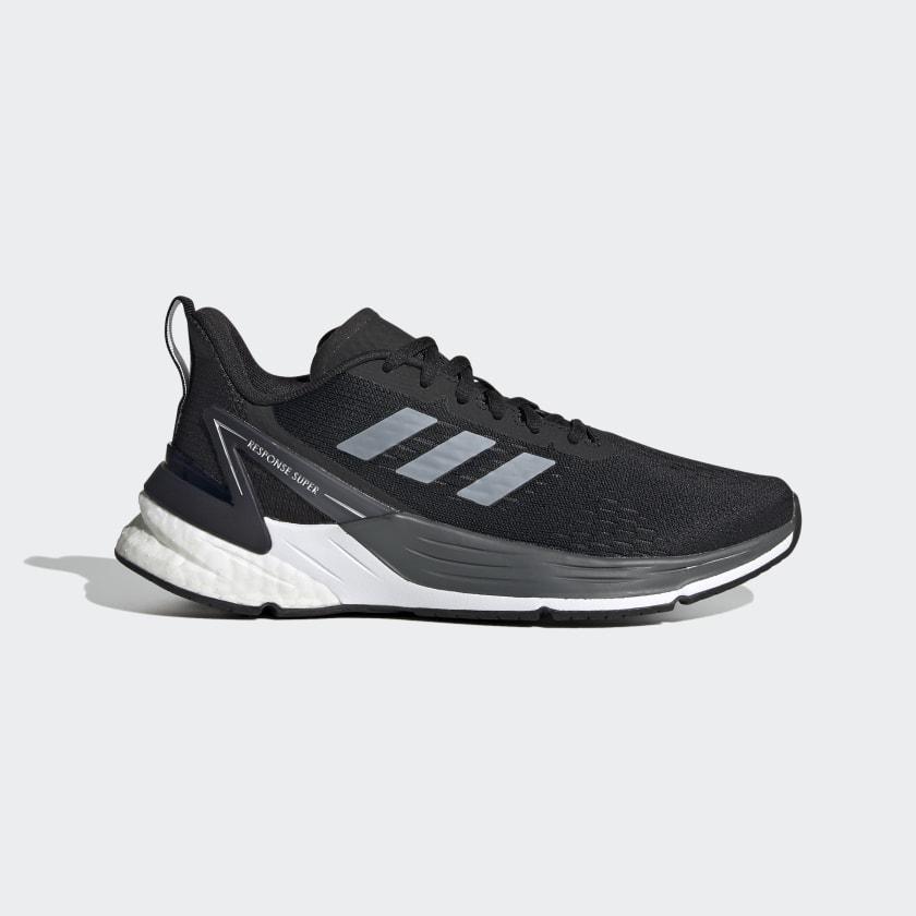adidas Response SR 5.0 Shoes - Black   adidas US