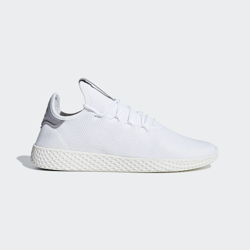 adidas Pharrell Williams Tennis Hu Shoes - White | adidas Belgium