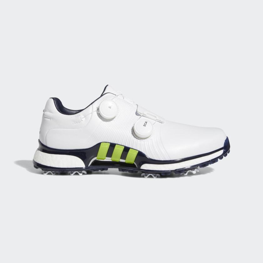 adidas Tour360 XT Twin Boa Shoes - White   adidas US