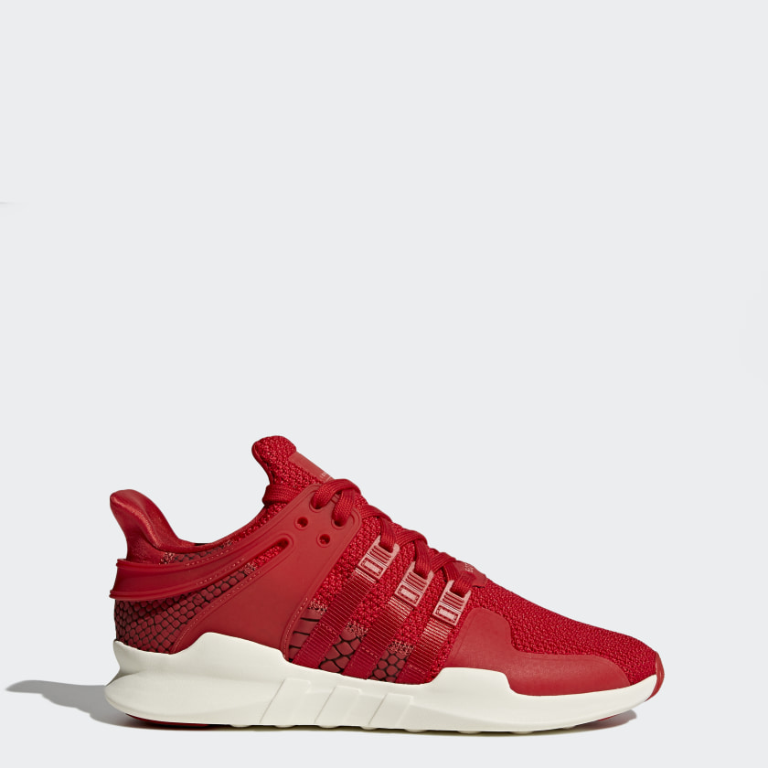 adidas EQT Support ADV Shoes - Red | adidas US