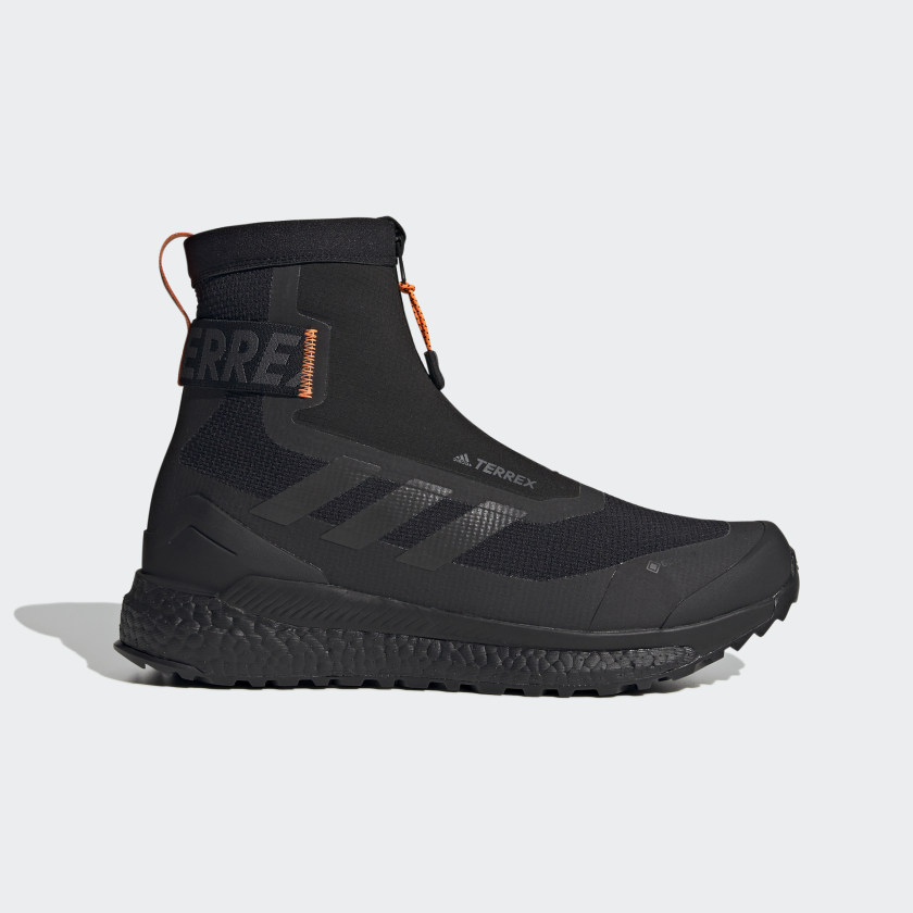 adidas Terrex Free Hiker COLD.RDY Hiking Boots - Black | adidas US